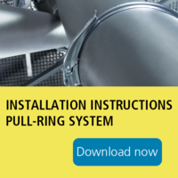 Installation instructions pull-ring system
